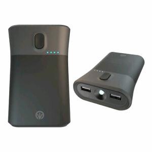 iFrogz Golite 2 Port 9000mAh Portable PowerBank Battery Charger Flashlight Black
