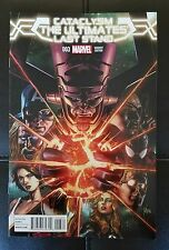 Cataclysm The Ultimates Last Stand 3 Variant Nm Suayan 1:30