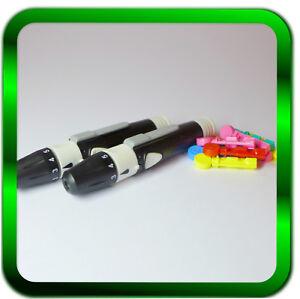 Autopiqueur Microlet Next X 2+5 Lancettes Neuf Opticien