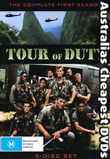 Tour Of Duty Season 1 DVD NEW, FREE POSTAGE WITHIN AUSTRALIA REGION ALL