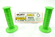 Oury Original Green BMX Handlebar Grips