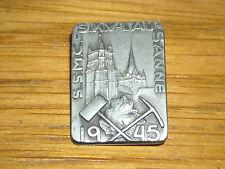stupenda vecchia pin spilla   s s m c s k v lausanne 1945 svizzera suisse swiss