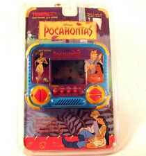 NEW Sealed Tiger Electronics Disney's Pocahontas Handheld Video Game 72-821