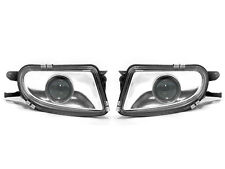USA 00-02 Mercedes Benz W210 E Class Projector Glass Fog Lights OE Replacement