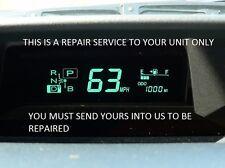 04 05 06 07 08 09 Toyota Prius Speedometer Instrument Cluster Display Repair ser