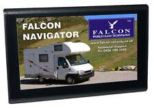 "Falcon Navigator 7"" Motorhome & Caravan Sat Nav Satellite Navigation"