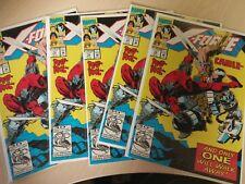 X-Force #15 Deadpool Vs Cable Greg Capullo X-Men