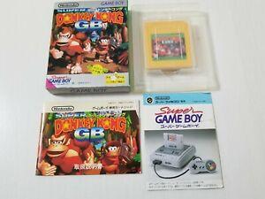 Nintendo Gameboy Super Donkey Kong GB Japan b 0609A14