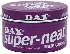 Dax Super-Neat Hair Creme 3 oz (Pack of 4)