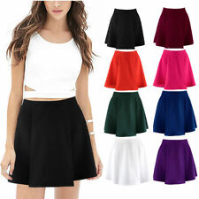 Unbranded Cotton Blend A-line Casual Skirts for Women