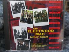 "FLEETWOOD MAC ""THE FLEETWOOD MAC FAMILY ALBUM""  IMPORT 1996"