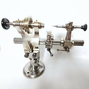 Lathe 6mm Lorch et Schmidt - Watchmaker tool - tour horloger