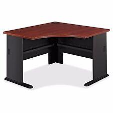 bbf Series A Corner Office Desk by Bush Furniture - BSHWC90466A