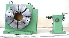 "MATSUMOTO 12"" Indexing CNC Rotary Table Model MDB-322"