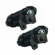 2x Brake Wheel Cylinder Rear Citroen Berlingo Xsara Peugeot Partner Box