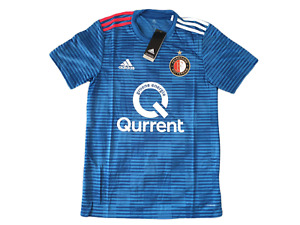 adidas Feyenoord Rotterdam Trikot Away 2018/19 Herren Größe S -NEU-