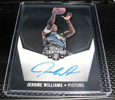 2015-16 TOTALLY CERTIFIED JEROME WILLIAMS AUTO PISTONS 25/49