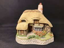David Winter Collectors Guild, Ashe Cottage, COA, Original Box, E-M Condition
