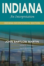 Martin-Indiana  BOOK NEW