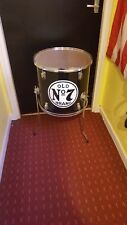 Jack Daniels Floor Tom Drum<