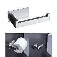 Paper Hand Towel Holder for Kitchen Wall Mount Hanging Organizer Stainless Steel