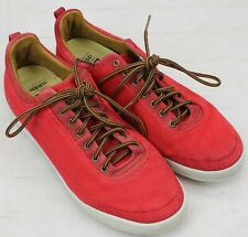 Men's Adidas Ransom Casual Shoes Red Size 8.5 Athletic Fashion Shoes