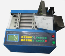 Automatic precise and efficient YS-100 Cut Tube Machine Pipe Cutter 110v/220v