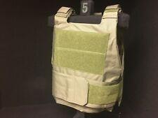Delta Body Armor - Plattenträger Oliv - Security Weste