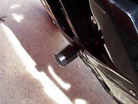 R&G RACING Crash Protector - Suzuki GSXR400 Slingshot 1990-   *BLACK*