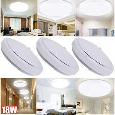 18W PIR Infrared Motion Sensor SMD LED Ceiling Light Downlight Cool White Lamp