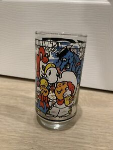 Vintage 1976 Dairy Queen Collector's. Series Glass/Cup 1976