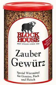 Block House Zaubergewürz - Grillgewürz XXL Dose 280g