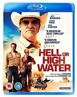 Hell or High Water [Blu-ray] [2016] [DVD][Region 2]