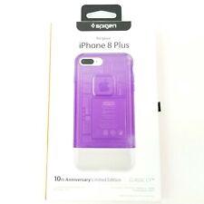 Spigen iPhone 7+/8+ 10th Anniversary Limited Edition Classic C Phone Case Purple