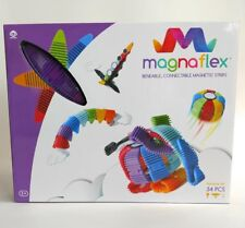 WowWee Magnaflex Rainbow Set (34 pieces) Flexible Construction Kit