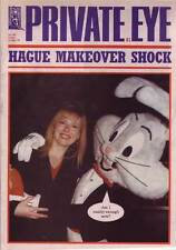 PRIVATE EYE 983 - 20 Aug 1999 - Ffion Hague - HAGUE MAKEOVER SHOCK