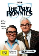 The Two Ronnies Series 4 DVD - Genuine Region 4 - New Sealed - BBC - Season