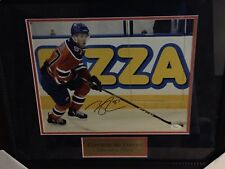 MVP Oilers Connor McDavid signed 11x14 with JSA certification
