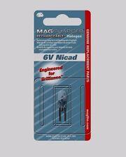MAGLITE LR00001 Replacement Flashlight BULB Mag Charger Rechargable Halogen 6V