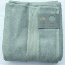 JOHN LEWIS SUPIMA BATH SHEET IN PALE PACIFIC NEW WITH TAGS