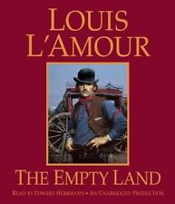 The Empty Land by Louis L'Amour (2011, CD, Unabridged)