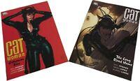 Catwoman Dies + Long Road Home David Lopez Will Pfeifer Paperback TPB DC Comics