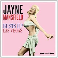Jayne Mansfield - Busts Up Vegas (180g Vinyl LP) NEW/SEALED