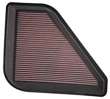 K&N Filters For 07-17 GMC Buick Chevrolet Saturn Air Filter Heather Red