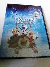 """DVD """"FROZEN EL REINO DEL HIELO"""" PRECINTADO SEALED WALT DISNEY"""
