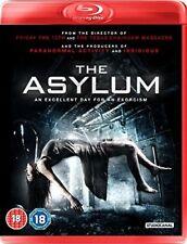 The Asylum [Blu-ray] [DVD][Region 2]