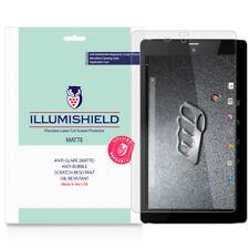 iLLumiShield Matte Screen Protector w Anti-Glare 2x for Micromax Canvas Tab P666