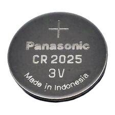 X2 CR2025 3V Lithium Coin Cell Battery 2025 Panasonic