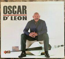 OSCAR D'LEON -2012 SELF TITLED- MEXICAN CD ALBUM SALSA