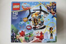 New Sealed Lego 41234 Bumblebee Helicopter   DC Super Hero Girls